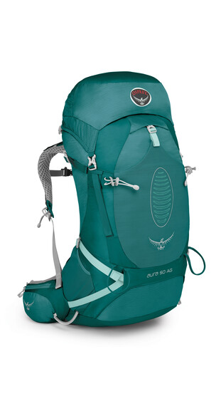 Osprey Aura AG 50 Backpack Women M Rainforest Green
